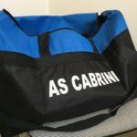 ASSOCIATION SPORTIVE CABRINI SAC XXL VENTE PROMO 2